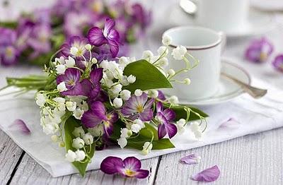 Dekorácie s lúčnymi kvetmi - Obrázok č. 78