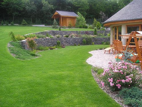 Zahrada - inšpirácie - Obrázok č. 141
