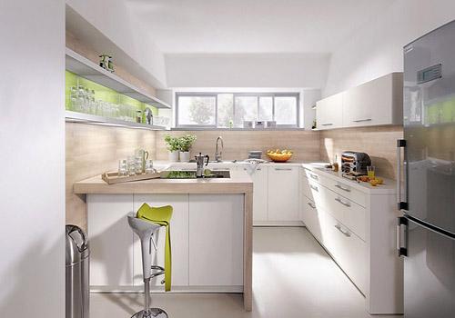 Kuchyně, které mě inspirují..a moje věčné dilema.. - tato barevnost??
