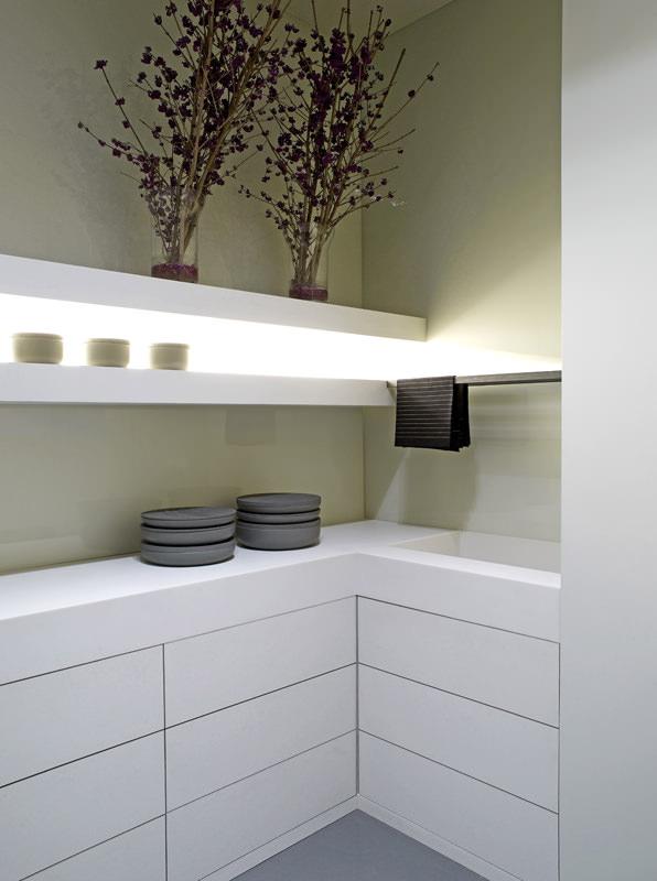 Snehobiela kuchyňa - Obrázok č. 1