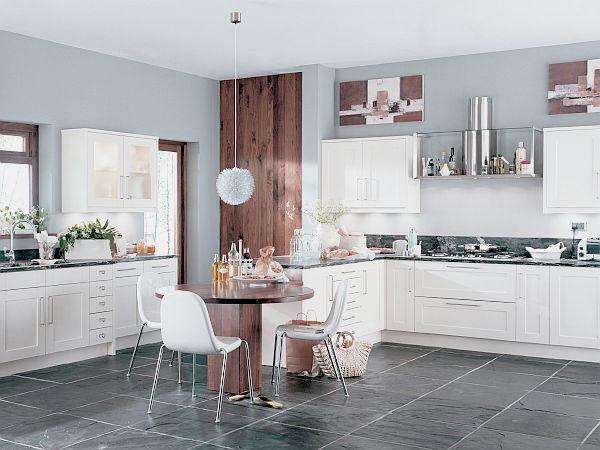 """Drevobiela"" kuchyňa - Obrázok č. 118"