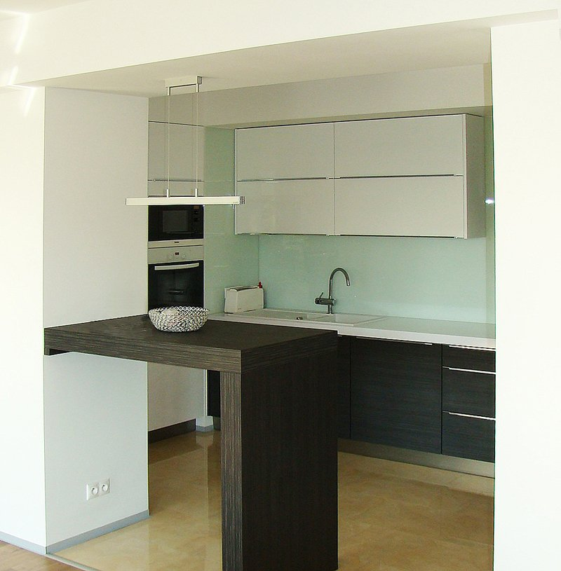 """Drevobiela"" kuchyňa - Obrázok č. 229"