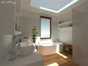 Kúpeľňa pre @danula_ch
