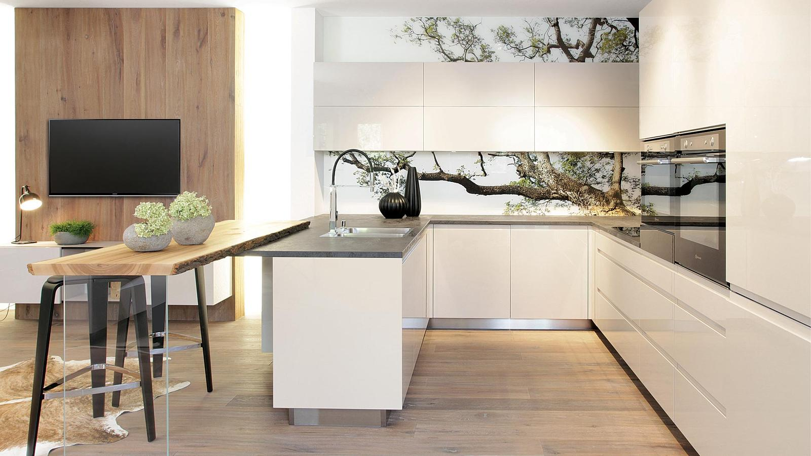 """Drevobiela"" kuchyňa - Obrázok č. 5"