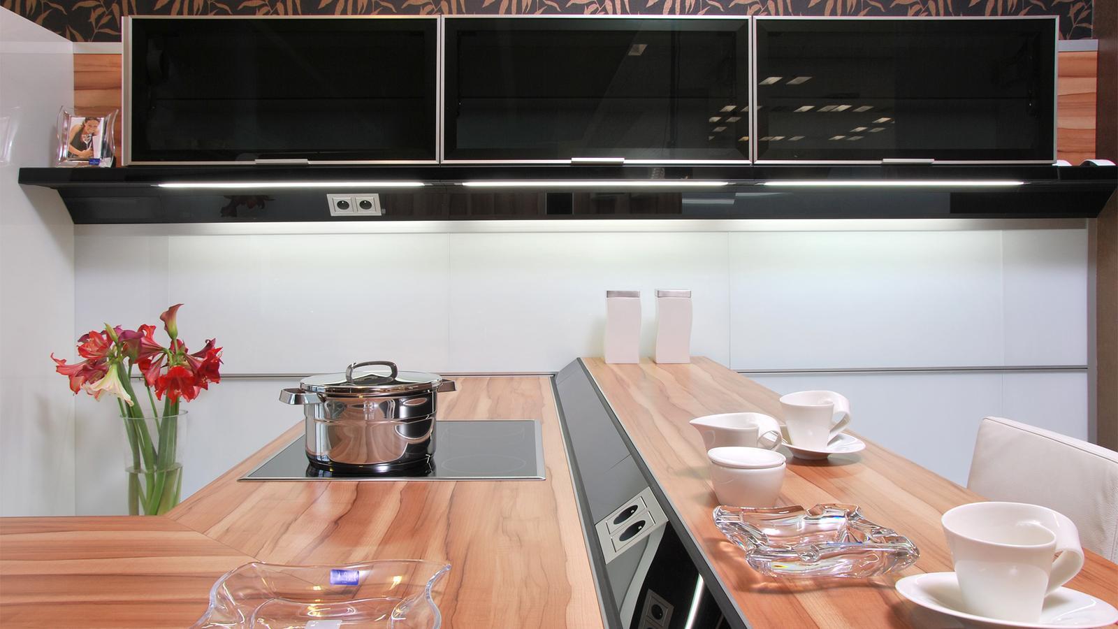 """Drevobiela"" kuchyňa - Obrázok č. 257"