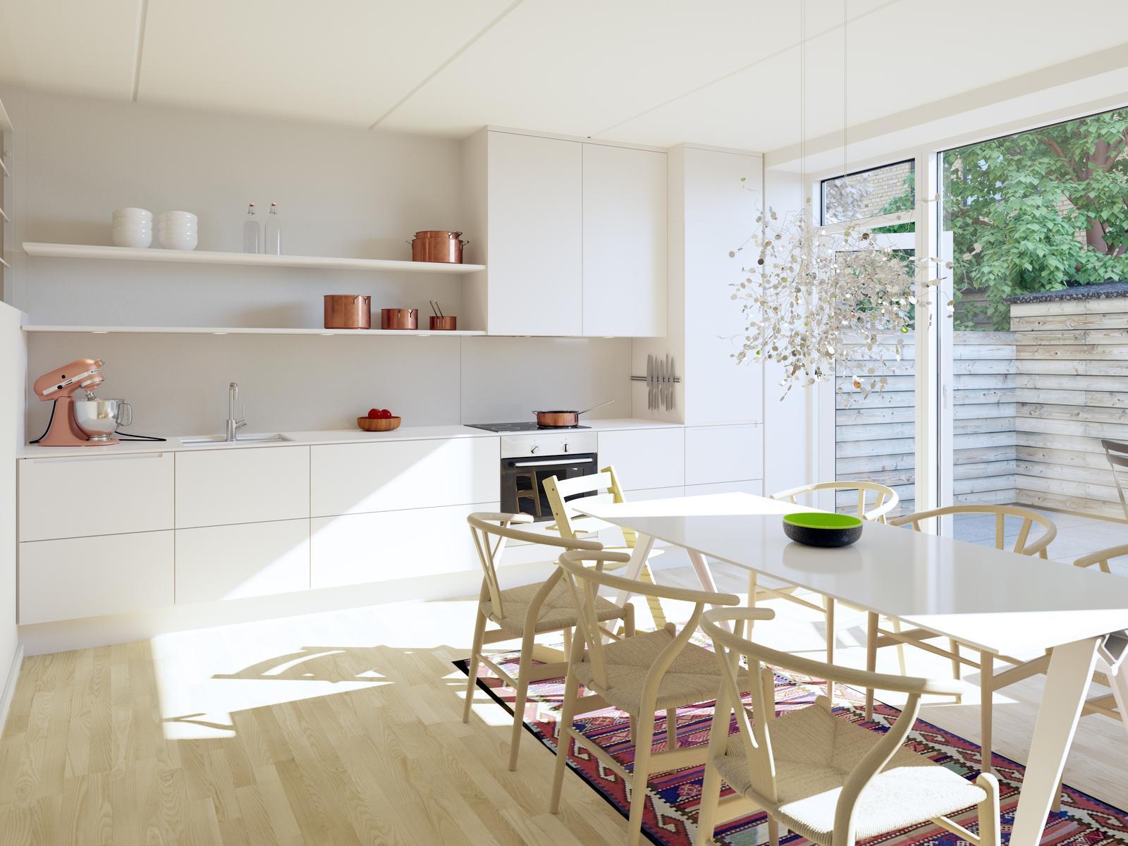 Snehobiela kuchyňa - Obrázok č. 92