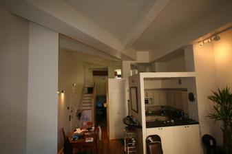 Prerábka jedného newyorského bývania... B - before