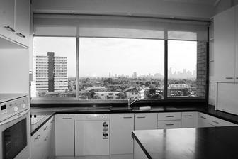 A jena z mojich naj renovácií - apartmán v Melbourne