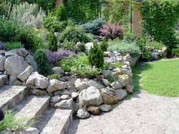 Skaly, skalky, skalničky - Obrázok č. 61