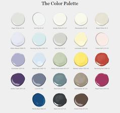 Paleta farieb s ktorou sa Simply White v roku 2016 bude kamarátiť.