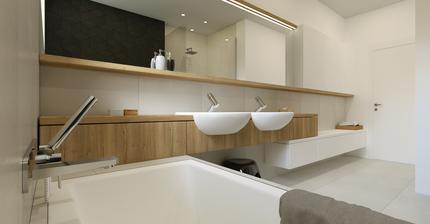 Kúpeľňa pre jeden domček