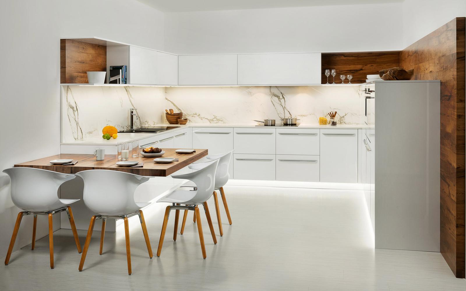 """Drevobiela"" kuchyňa - Obrázok č. 370"
