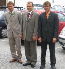 Bratři v triku :-)