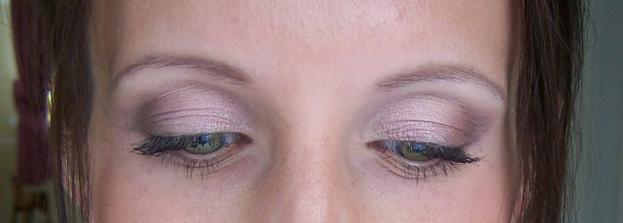 Eye Make Up Trial (DIY)