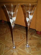 už naše poháriky sú hotové:)