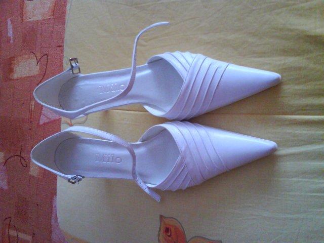 Prípravy pred svadbou - moje topanočky