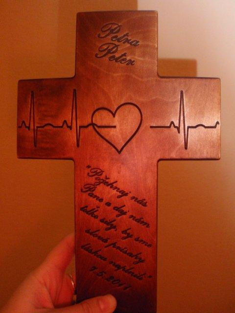 P@ P - 7. máj 2011 - Náš krásny krížik :)