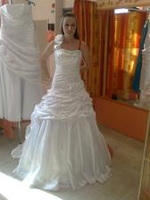 Moje svadobné šaty...
