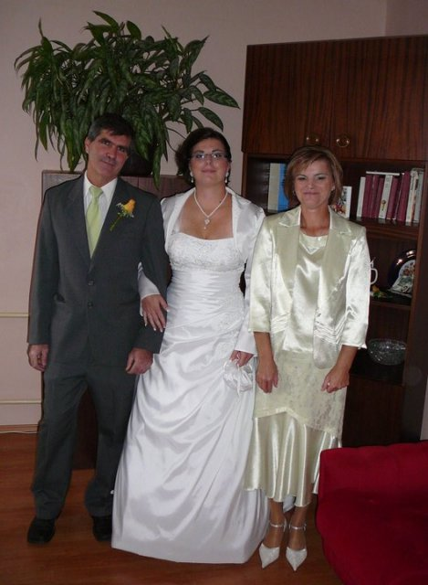 Monka{{_AND_}}Miško - pred svadbou s rodičmi