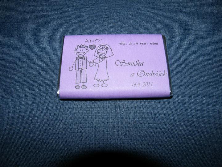 My...:) - cokoladky...:)