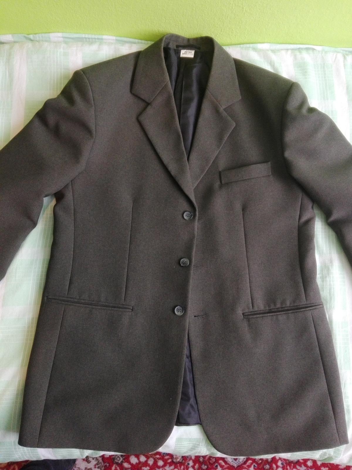 pansky oblek lacno - Obrázok č. 1