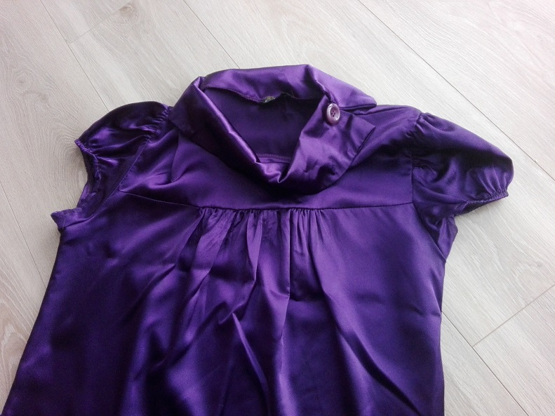 satenove fialove saty - Obrázok č. 1