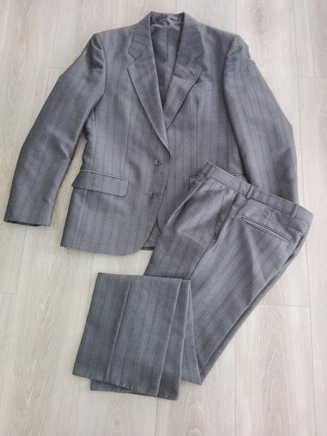 Chlapcenky,pansky oblek 48 - Obrázok č. 1