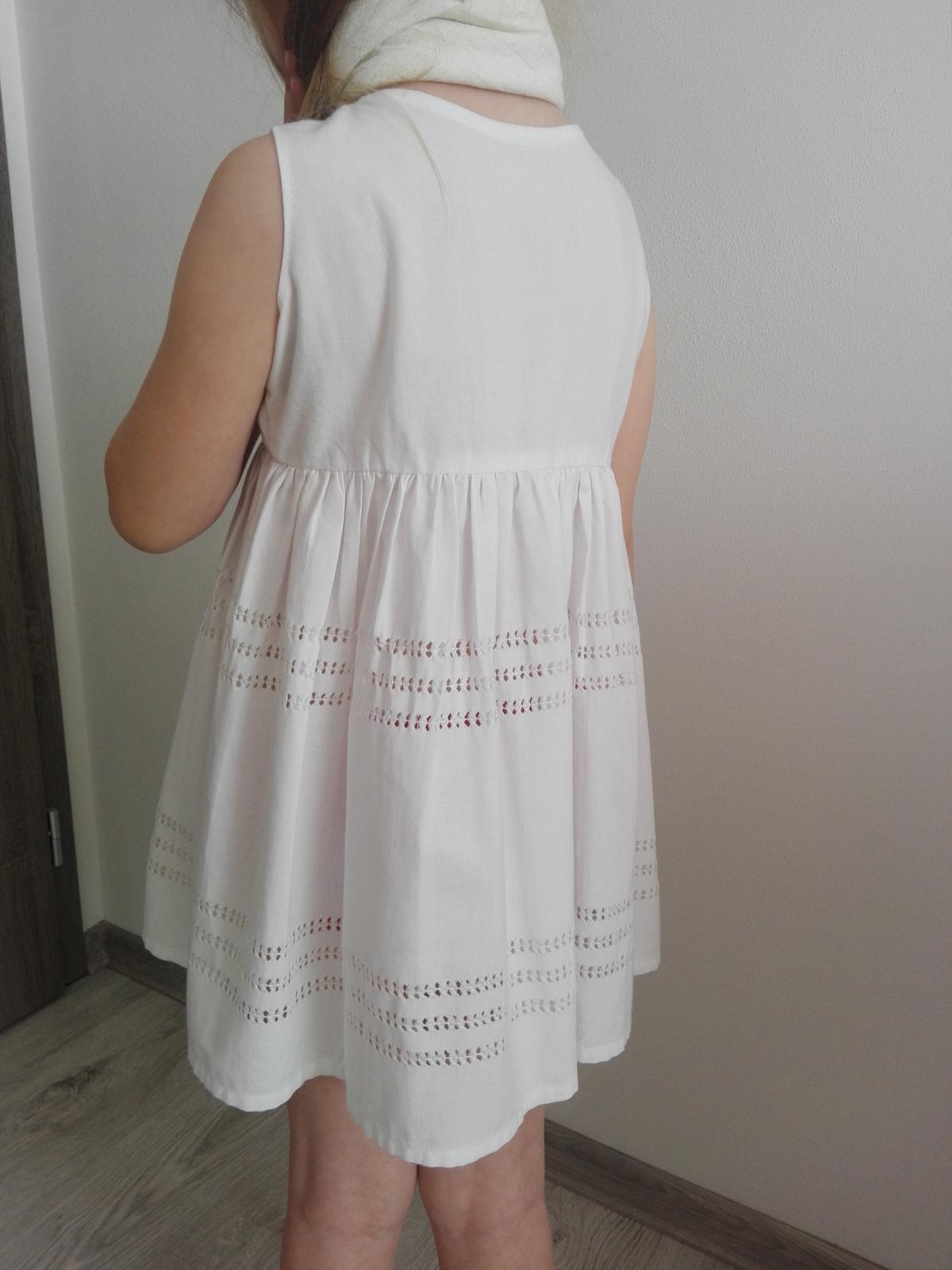 biele dievcenske saty - Obrázok č. 3