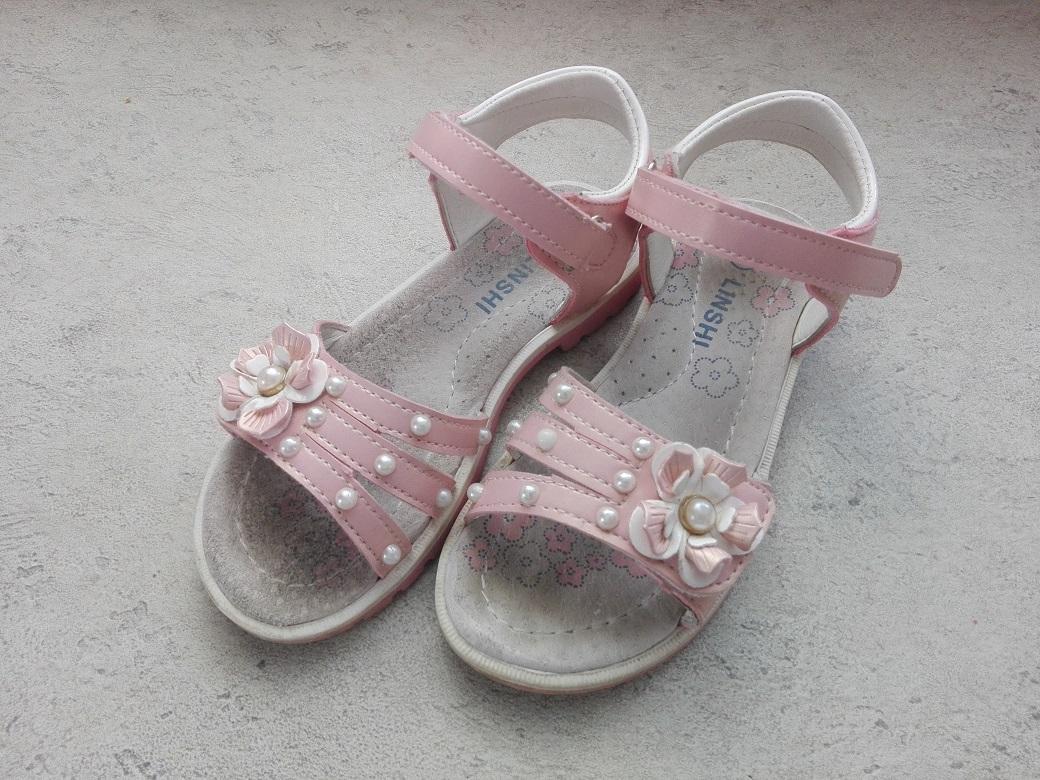 perletovoruzove sandalky - Obrázok č. 1