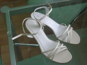 sandálky na přezutí