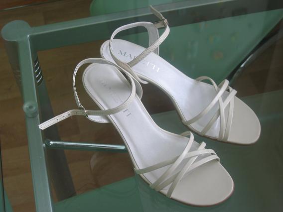Marinka - sandálky na přezutí
