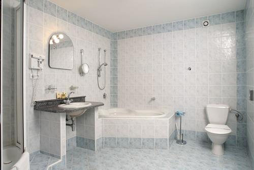 Marinka - Koupelna v pokoji
