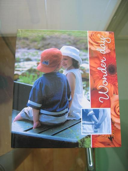 Marinka - Malý svatební deníček na vzkazy od svatebčanů