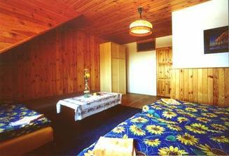 Další pokojík pro svatebčany