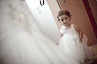 Vlastně už jsem nevěsta :)