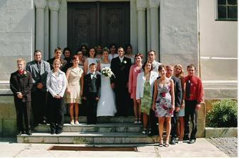 Další adepti na svatbu!!!