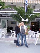 Svatební cesta - Řecko.