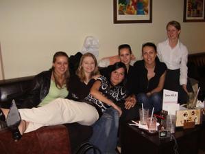 Naše druhé stretnutie 15.5.2007. Začínali sme v Cofe a Co.