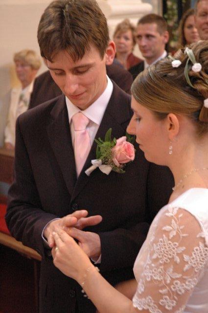Andrejka{{_AND_}}Macko - A na ženícha tiež nemôžeme zabudnúť. :-)
