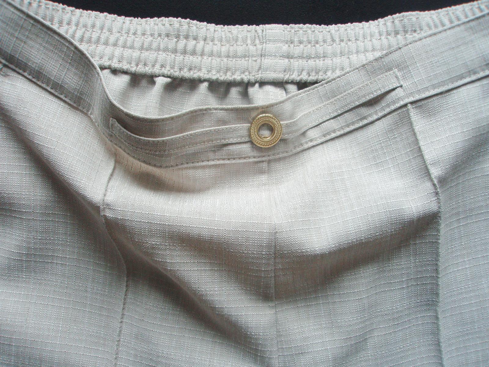 elegantné nohavice Marks&Spencer veľ. 40 - Obrázok č. 2