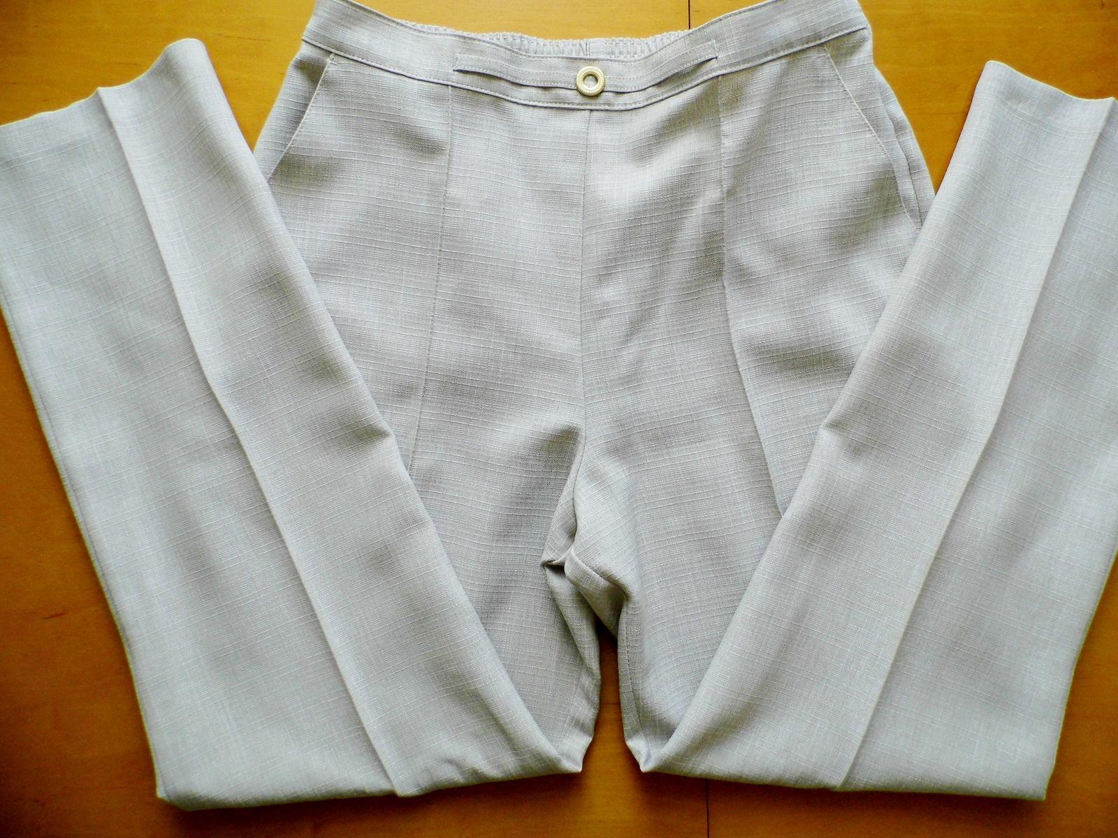 elegantné nohavice Marks&Spencer veľ. 40 - Obrázok č. 1