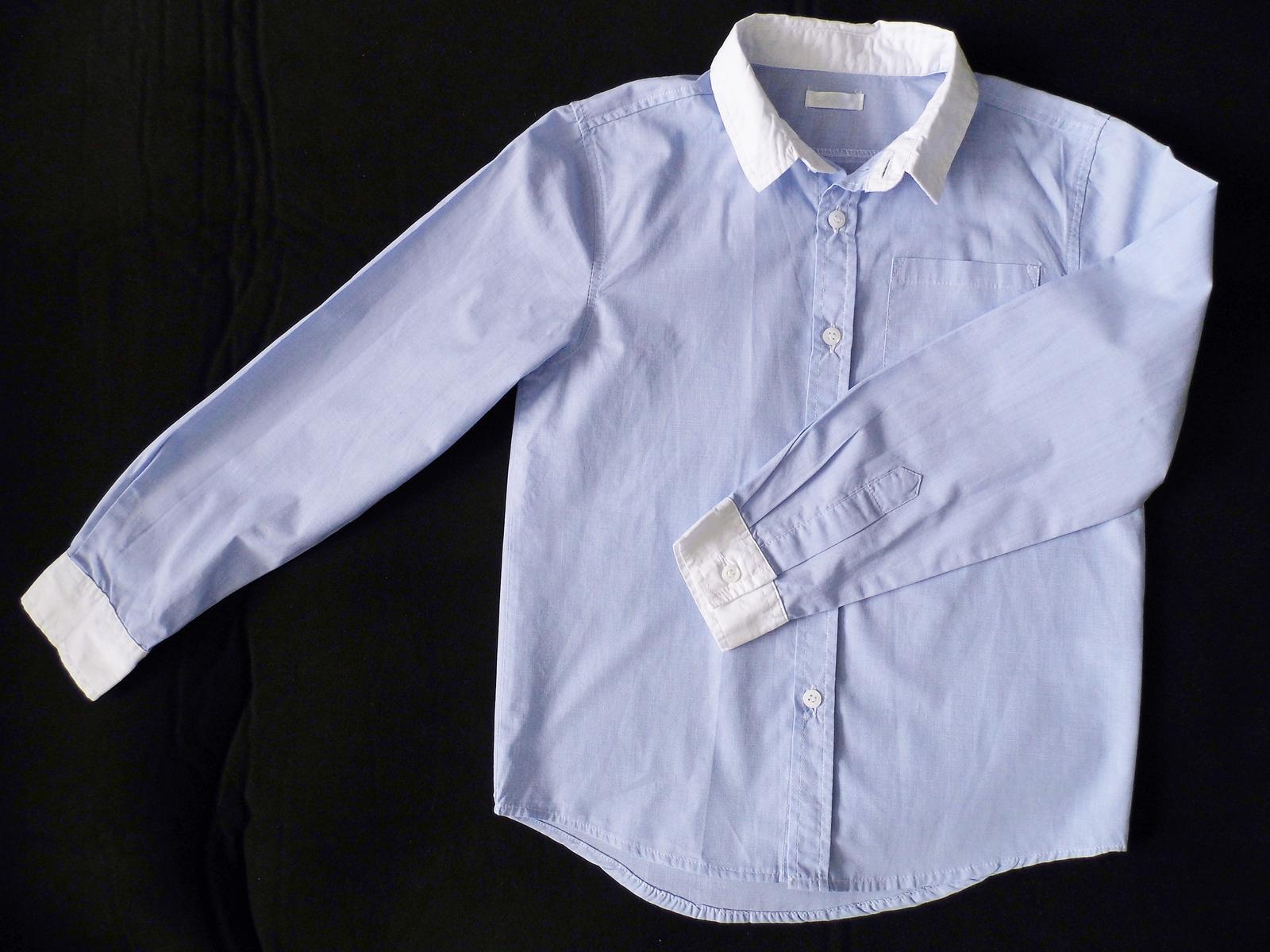 košeľa Pepco veľ. 140 - Obrázok č. 3