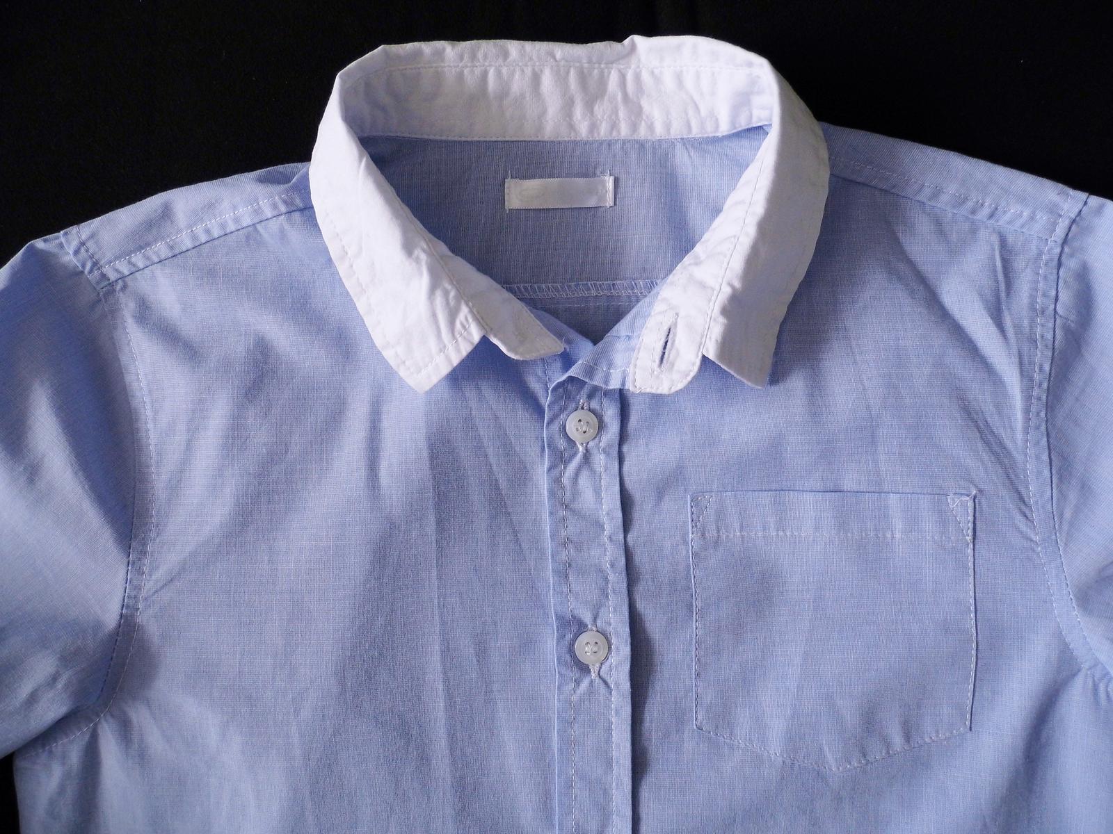 košeľa Pepco veľ. 140 - Obrázok č. 4