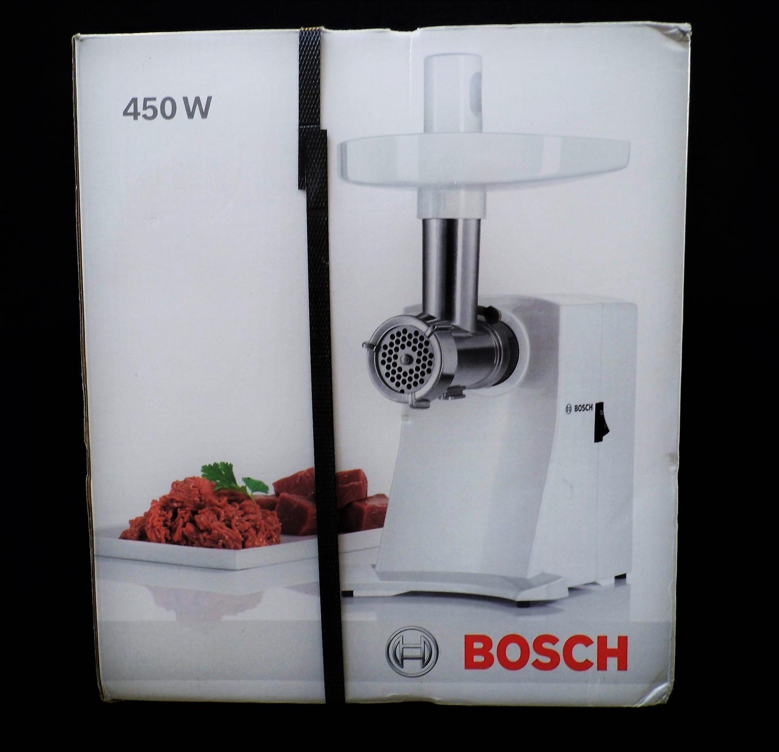 mlynček na mäso Bosch MFW 1501 - Obrázok č. 1