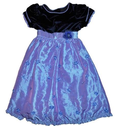 spoločenské šatečky Jona Michelle na 5 rokov - Obrázok č. 1
