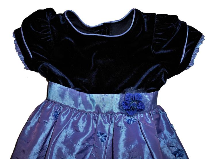 spoločenské šatečky Jona Michelle na 5 rokov - Obrázok č. 2
