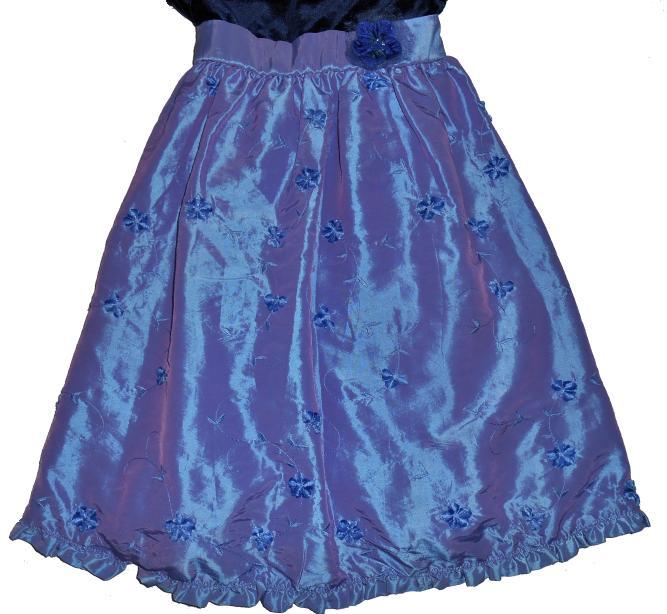 spoločenské šatečky Jona Michelle na 5 rokov - Obrázok č. 3