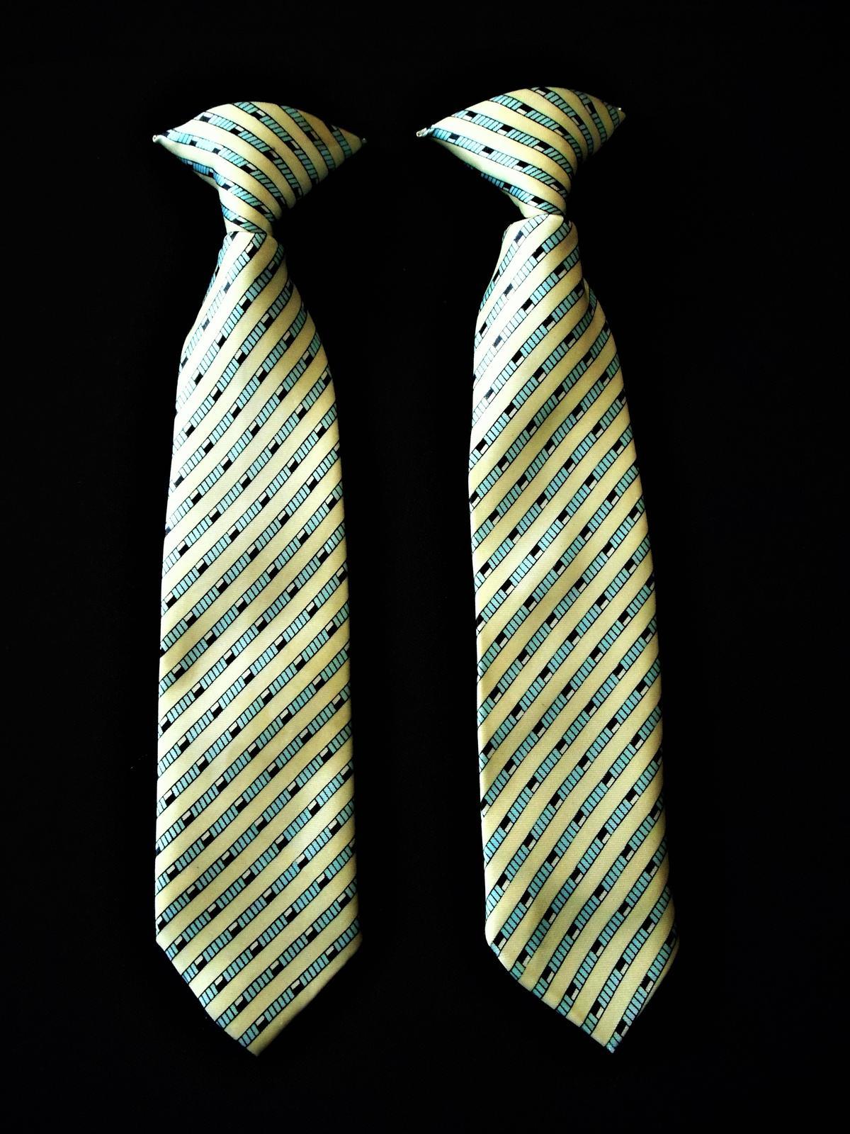 2x detská kravata cena spolu - Obrázok č. 2