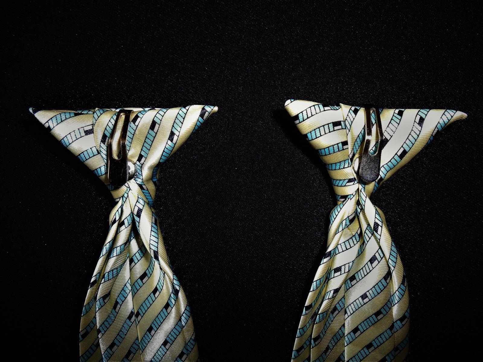 2x detská kravata cena spolu - Obrázok č. 3