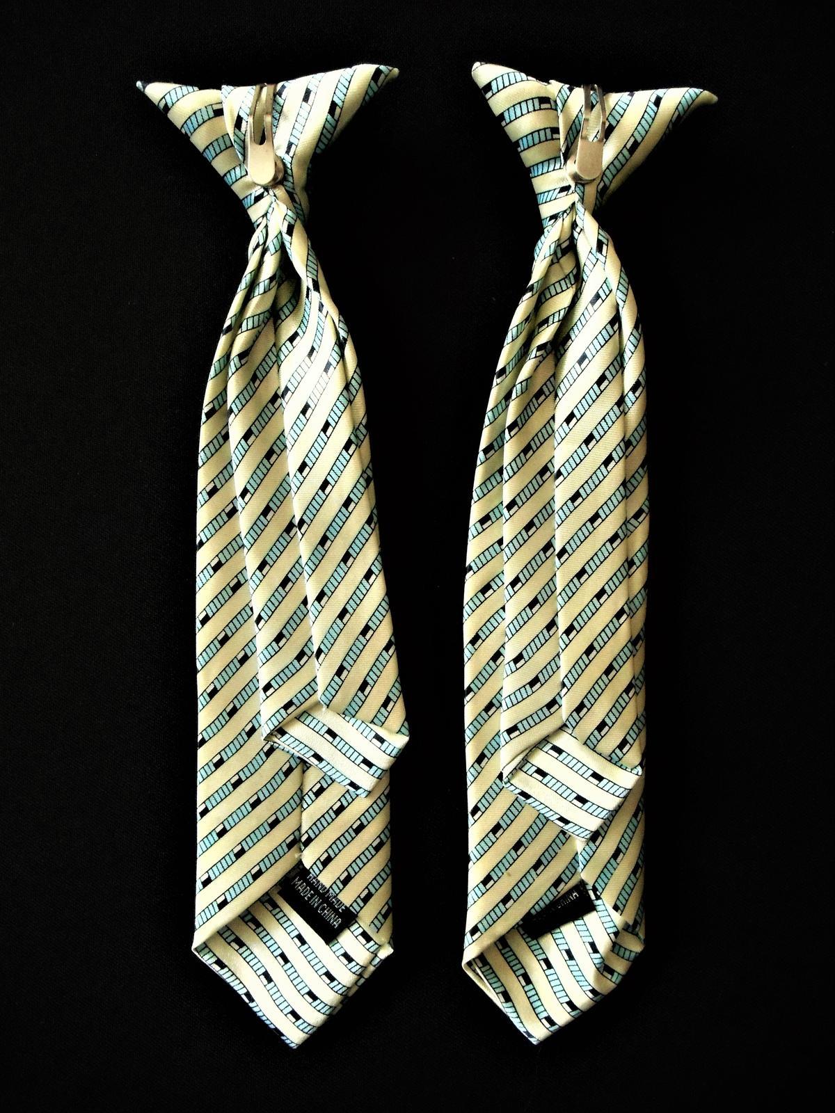 2x detská kravata cena spolu - Obrázok č. 4